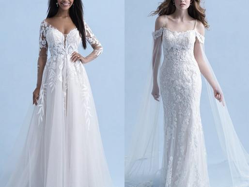 Coleção 2021 de vestidos de noivas da Disney