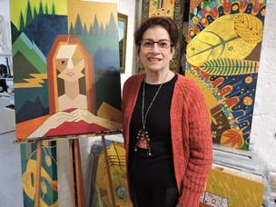 Exposição de Vera Charak Jany