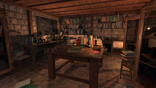 신탄진도서관 - VR 과학탐험대