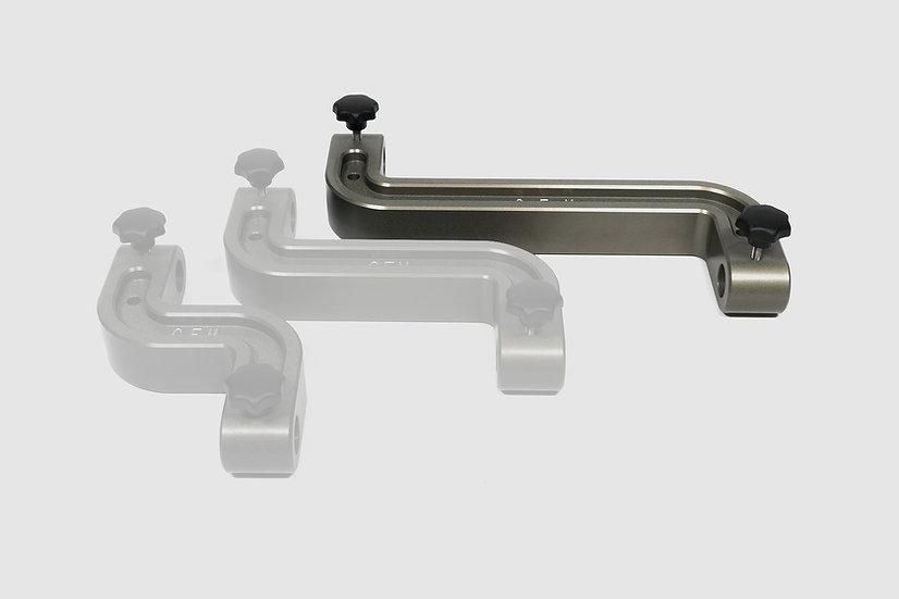 "AL-2213 — Seat arm vertical 30cm / 12"""