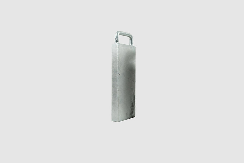 AL-1002 — Counterweight 8 kg / 18 Ibs