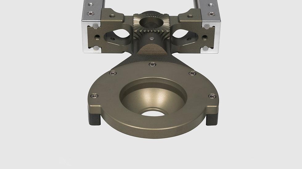 AL-2415 — GF-Slider Nose Mount (100 mm Bowl)