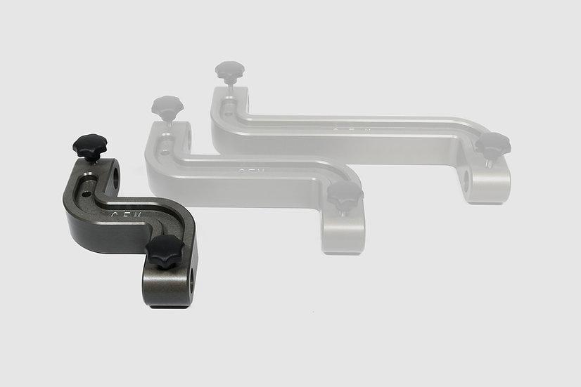 "AL-2211 — Seat arm vertical 10cm / 4"""