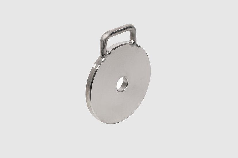 AL-2403/1 — Counterweight 4 kg / 9 Ibs (round)