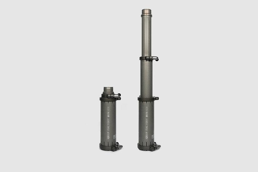 "AL-2318 — Adjustable riser (50 - 115cm / 20"" - 45"")"
