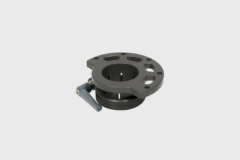 AL-2119/1 — Female Euro clamp for Off-Set Ball Adapter