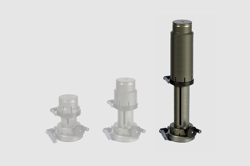 """AL-2315 — Mini Cranked Riser, large (30 - 50cm / 12"""" - 20"""")"""