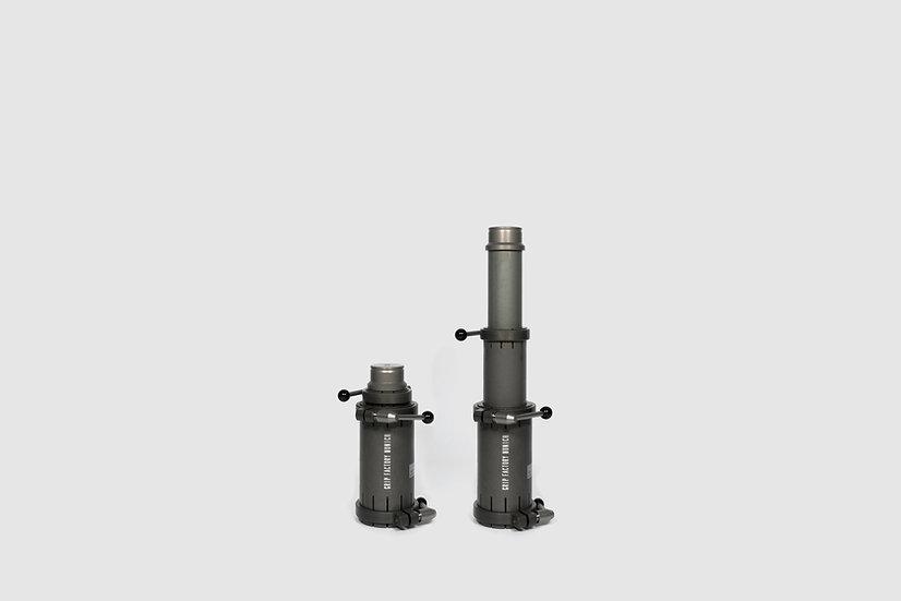 "AL-2319 — Adjustable riser (35 - 68cm / 13"" - 27"")"