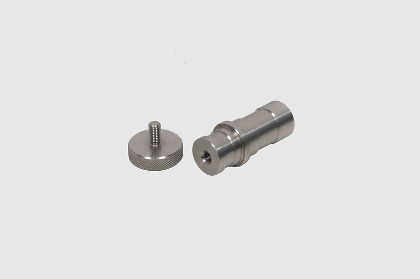 AL-2240/2 — Connection pin 25mm (with locking screw)