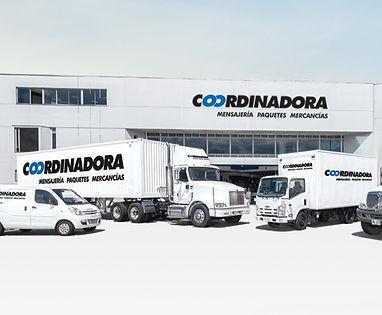 Camiones Coordinadora