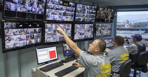 Centro de Operaciones Coordinadora. Foto: El Colombiano