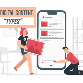 My Top 5 Favourite Types of Digital Content