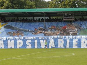 DFB-Pokal - SV Meppen vs 1. FC Köln - 08.08.2015