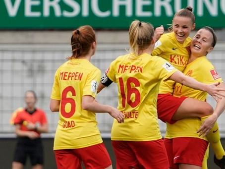 Pokalsieg gegen Henstedt-Ulzburg