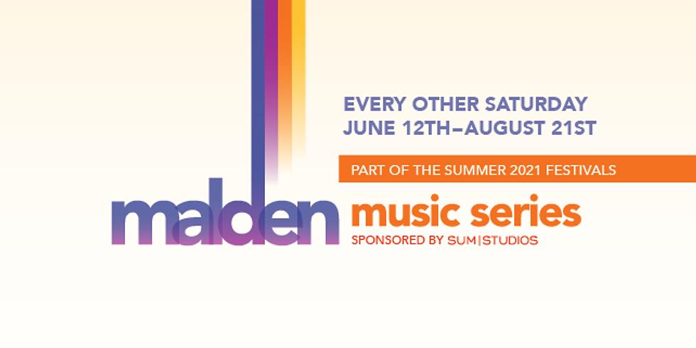 Malden Music Series - Summer 2021 Festivals