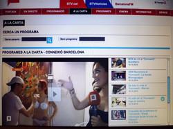 Conexió Barcelona. Btv