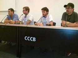 Conferencia graffiti CCCB
