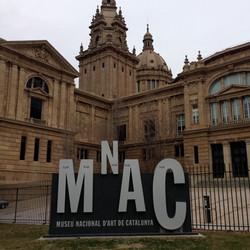 MNAC Barcelona MWC16