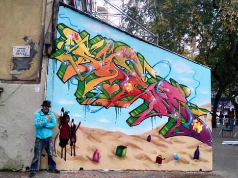 Soem & Art is Trash ( Arnau gallery )