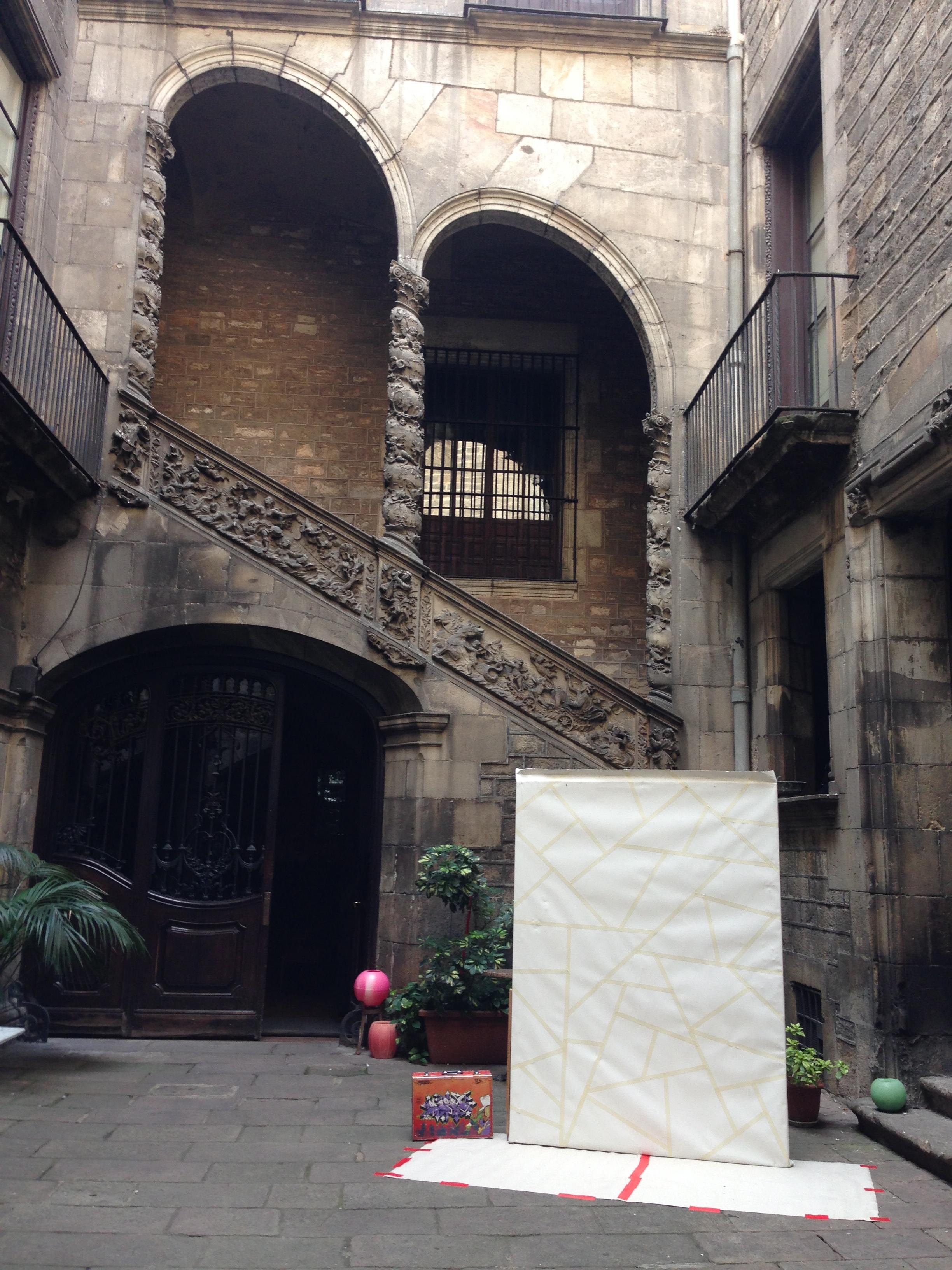 Palau Dalmases Barcelona