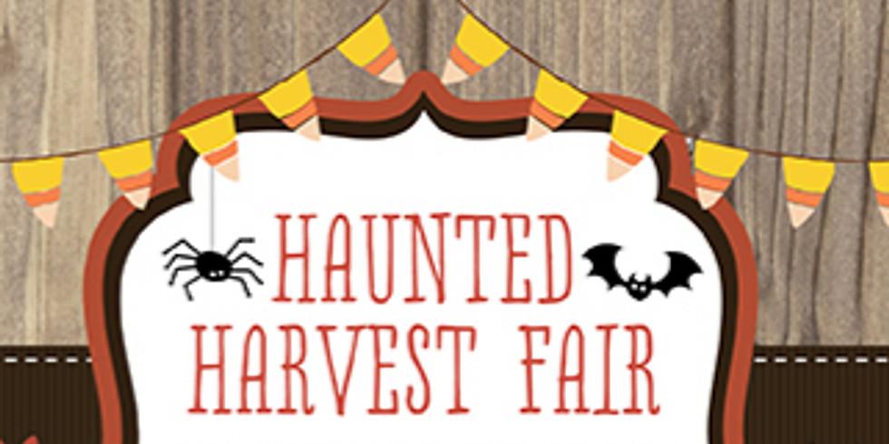 FOS Haunted Harvest Fair!