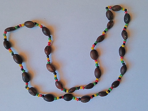 Jamaica Bead Necklace