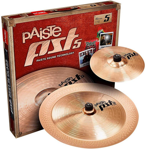 Paiste PST 5 Effects Pack (10/18)