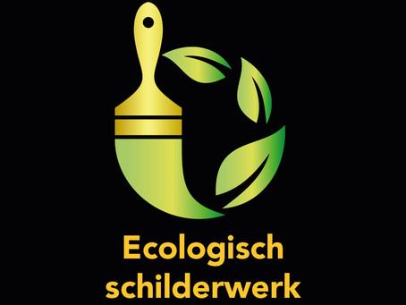 Ecologische verf