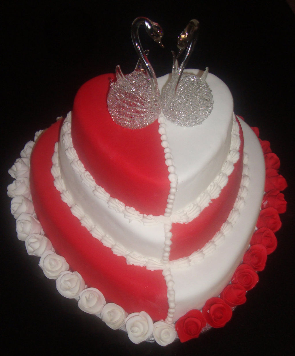 heart shaped wedding cake design wix artistic cake designs created by chef aslam based 15155