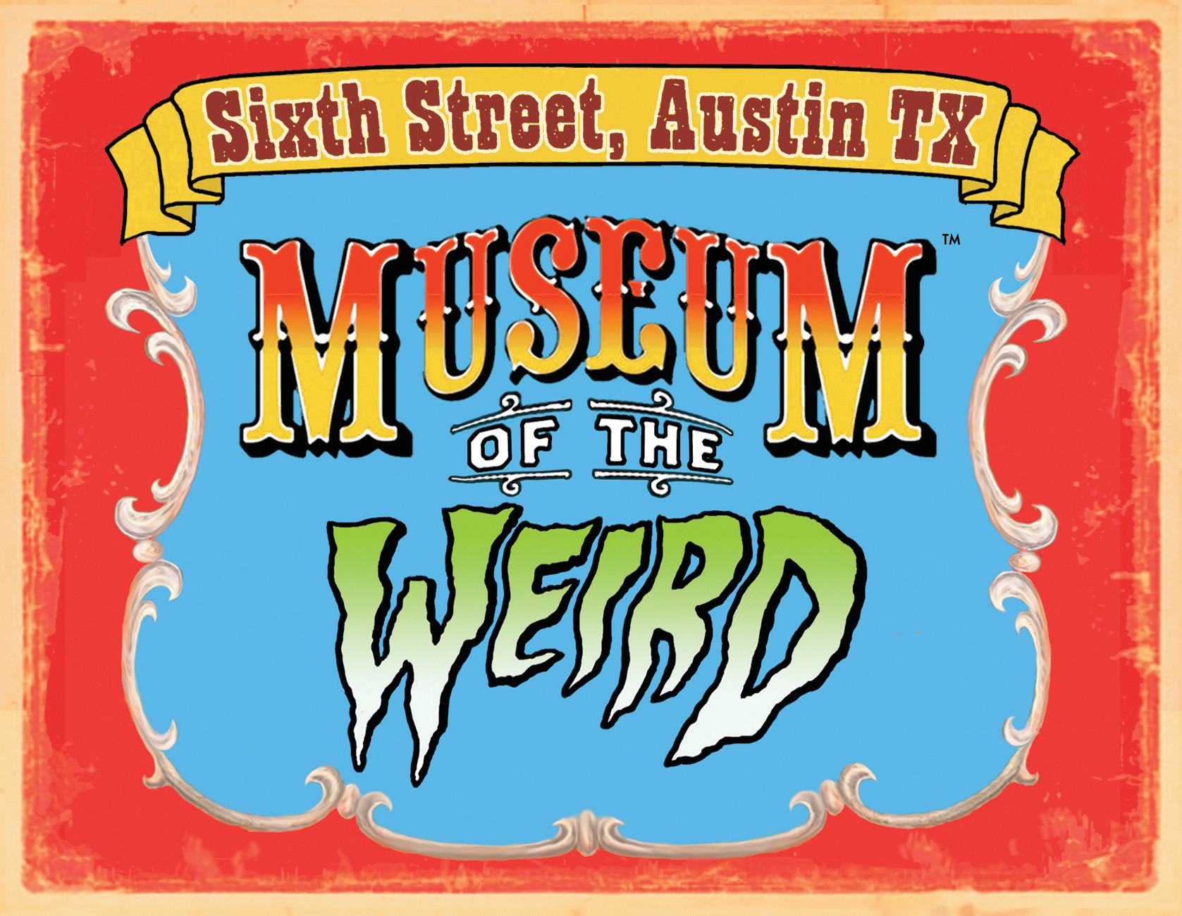 Museum of the Weird Admission