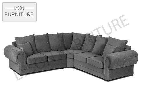 SAMANTHA Corner Sofa - Scatter Cushion - Fabric