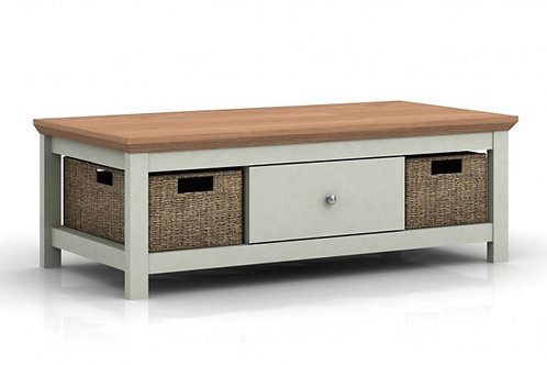 Cotswold Coffee Table - Grey