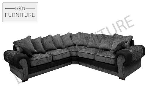 TREVOR Corner Sofa - Scatter Cushion - Fabric