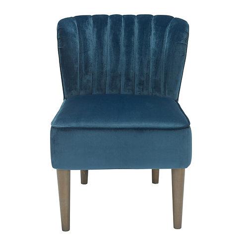 Bella Chair - Midnight Blue