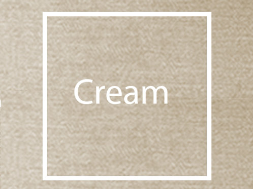 Cream Graceland Fabric Sample