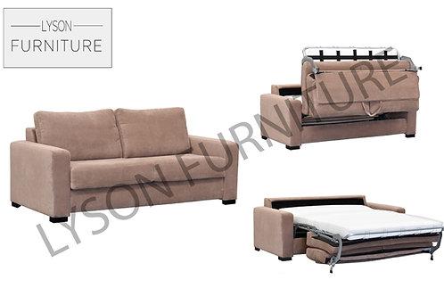 PEGGY Sofa Bed - Full Back - Fabric
