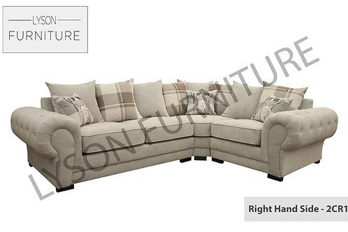 VICTORIA Corner Sofa - Scatter Cushion - Fabric