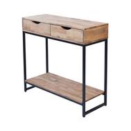 mirelle-console-table-solid-oak-black-me