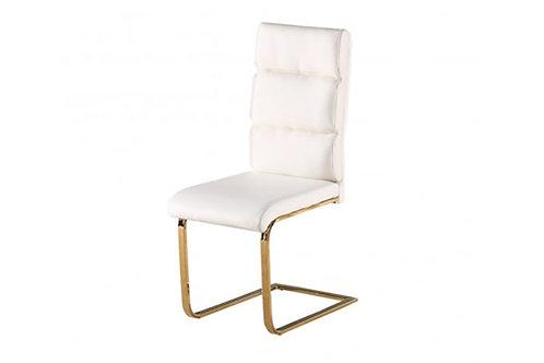 Antibes  White Chairs Set of 2