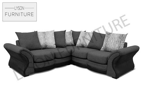 CLEO NEW Corner Sofa - Scatter Cushion - Fabric