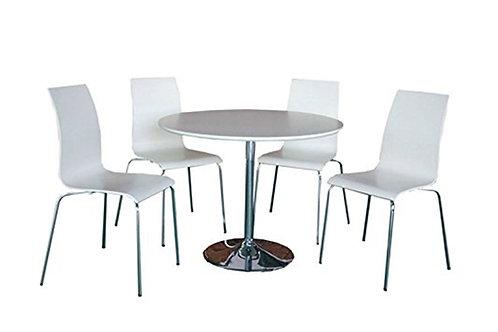 Soho Dining Set - White