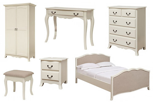 Chantilly Bedroom Range