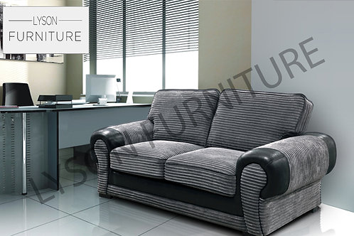 TREVOR 3+2 Sofa Set - Full Back - Fabric