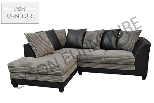 ANDY Corner Sofa - Scatter Cushion - Fabric
