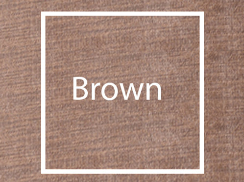 Brown Graceland Fabric Sample