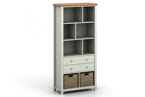 Cotswold Bookcase - Grey