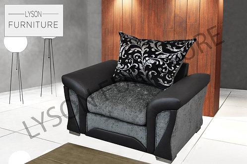 SHIRLEY Armchair - Fabric