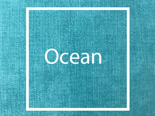 Ocean Graceland Fabric Sample