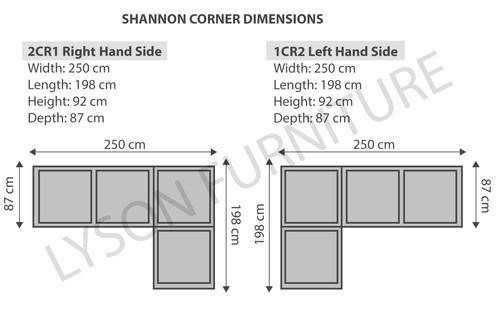 Corner Sofa Dimensions Size Of A Corner Sofa Www