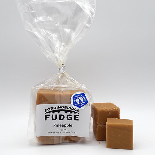 Pineapple Fudge - 150g Bag